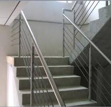 designer stair railing in jaipur rajasthan pooja steel industries