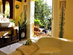 salle de bain style romain belle villa d architecte avec jardin aménagé terrasses
