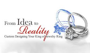 diamond king rings images Custom designing your king of jewelry ring diamond engagement jpg