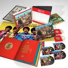 50th anniversary photo album sgt pepper s lonely hearts club band 50th anniversary edition