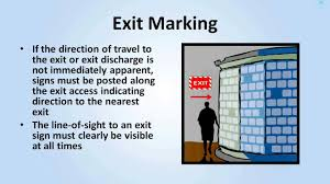Fire Evacuation Plan Office by Exit Routes Emergency Action Plans Fire Prevention Plans And