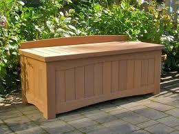 Patio Furniture Storage Bench Wooden Storage Bench Hashtag Digitals
