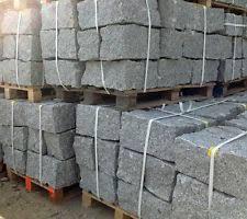 granit mauersteine granitmauersteine grau 40x40x120cm trockenmauer
