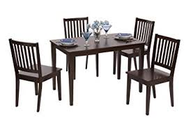 Shaker Dining Chair Target Marketing Systems 5 Shaker Dining Set
