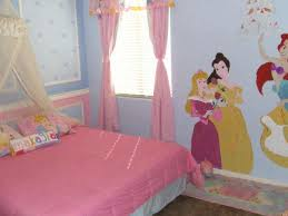Pink Themed Bedroom - princess bedroom wall painting princess pink bedroom wall painting