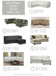 Affordable Sectionals Sofas 25 Affordable Sectional Sofas Stylish Living Rooms And Room