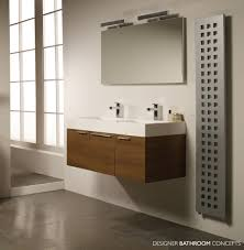 roper rhodes envy double basin vanity u0026 large mirror walnut