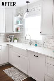 All White Kitchen Ideas Get 20 White Diy Kitchens Ideas On Pinterest Without Signing Up