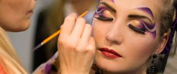 professional theatrical makeup applying stage makeup five things to keep in mind