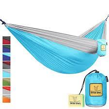 hammock by wise owl outfitters single u0026 double camping hammocks