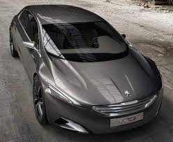 peugeot 408 price list peugeot hx1 concept mpv to debut at frankfurt 2011