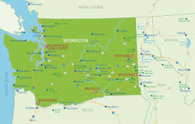 Western Washington University Campus Map by Travel Guide Admissions Washington State University