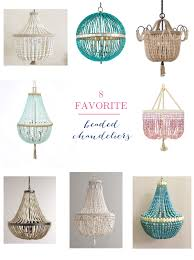 turquoise beaded chandelier 8 favorite beaded light fixtures