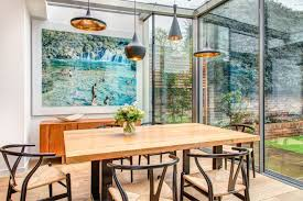 winter garden dining home design inspirations