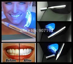 how to use teeth whitening kit with light 100pcs lot home use teeth whitening kit teeth whitening pen blue
