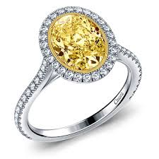 fancy yellow diamond engagement rings color diamond rings buy fancy colored diamond engagement rings
