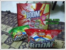 Sabun Boom sabun boom boom power fora segar detergent reviews modus