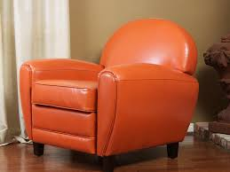 Orange Storage Ottoman Orange Storage Ottoman Home Design Ideas