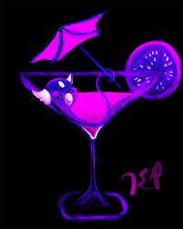 martini purple dratini martini by aclockworkkitten on deviantart