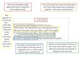Halloween Alliteration Poems Cozy Apologia Rita Dove Analysis And Task Gcse English