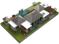 Villa Designs And Floor Plans Bali Style House Floor Plans U2013 Styles Of Homes With Pictures