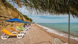 hotel pavlina beach niforeika greece youtube