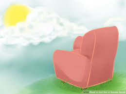 How To Get Cigarette Smell Out Of Upholstery 4 Ways To Get Rid Of Smoke Smell Wikihow
