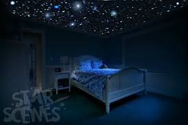 glow in the dark bedroom best quality glow in the dark stars night sky ceiling