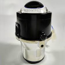 front bumper headlight optical bifocal lens sport fog lights l