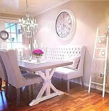 Dining Room Settee Dining Table With Settee Settee Dining Room Table Dining Table