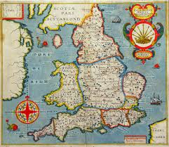 Gmu Map Colorado by Map Of England And Part Of Scotland By Guliel Hole D 1624 Ca