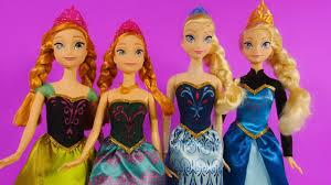 frozen elsa anna limited edition rare disney frozen barbie