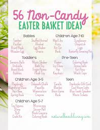 kids easter gifts 56 non candy easter basket ideas for kids living