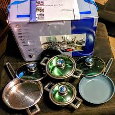 cuisine sante best cuisine sante munich cookware set obo for sale in orangeville