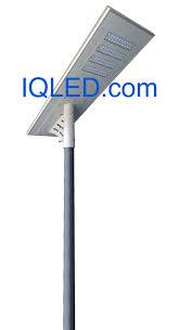 Solar Light by Solar Street Lighting All In One Integrated 8800lm
