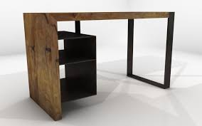 Handmade Office Furniture by Gallilei Desk Sustainable Solid Wood Office Furniture Jh2 One