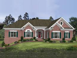 traditional country house plans durand traditional ranch home plan 013d 0037 house plans and more