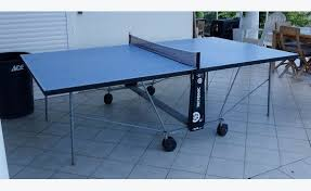 ping pong table price ping pong table classified ad sports hobbies saint martin