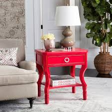 red accent tables target