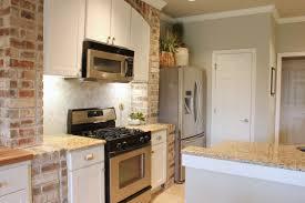 a kitchen goes light bright u0026 airy refunk my junk