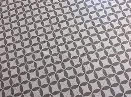 lino vinyl flooring on trend cut grey white alhambra