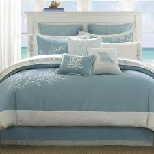 bedroom beach theme bedding with beach themed bedding and blue