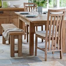Kitchen Table With Bench Seating And Chairs - furniture impressive dining sets with bench seating handcrafted