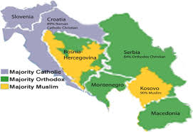 Serbia World Map by Bosnian Genocide World Without Genocide