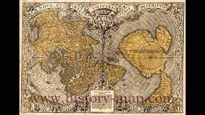 Ancient Maps Of The World by Ancient Maps Of Europe And China Show Land At North Pole Music By