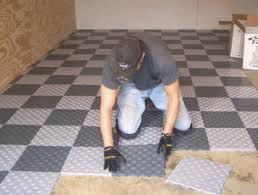 garage floor tiles easy bathroom floor tile and garage tile