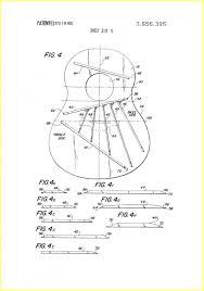 ovation guitar construction 1970 patent guitar pinterest
