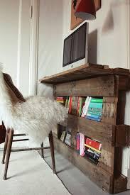 bureau fait maison bibliothque fait maison gallery of bibliothque avec des caisses de