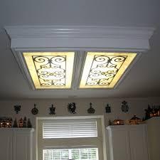 Kitchen Fluorescent Lighting by Fluorescent Light For Kitchen Impressive Decor Ideas Exterior New