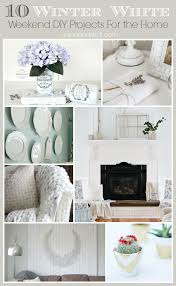 winter white diy projects sand and sisal